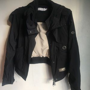 Stella McCartney Adidas Black Small Jacket